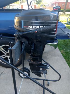 Mercury 8 hp for Sale in Chicago, IL