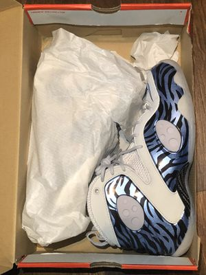 Nike Zoom Rookie PRM Memphis Tigers PE size 8.5 OBO for Sale in Grand Prairie, TX