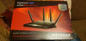 Netgear Nighthawk x4s ac2600 for Sale in Bakersfield, CA