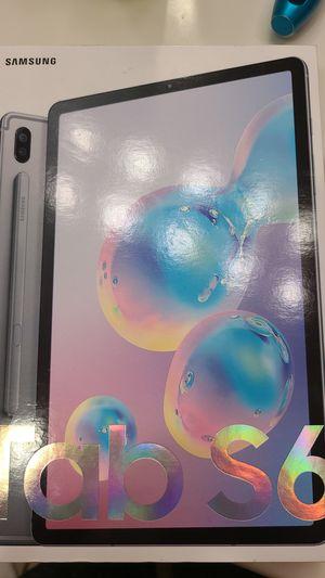 New!! Samsung Tab S6 for Sale in Atlanta, GA