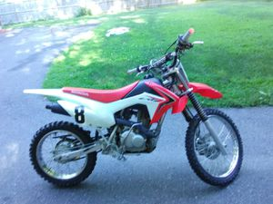 Dirtbike Honda 125 crf trail bike for Sale in Brockton, MA