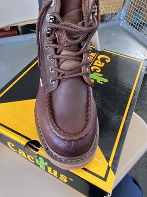 Cactus work boots for Sale in San Leandro, CA