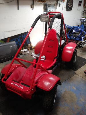 1983 Honda Odyssey FL250 kart for Sale in OH, US