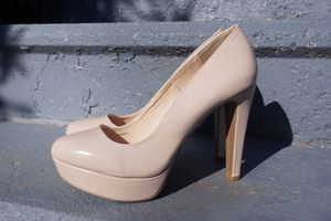 Charlotte Russe Womens Leather Pumps size 11 for Sale in Westlake, MD
