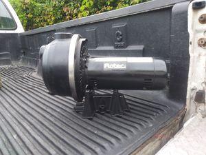 Flotec Lawn Sprinkler Pump for Sale in North Miami Beach, FL