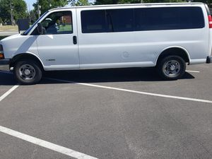2006 Chevy Express 3500 Extended Van for Sale in North Ridgeville, OH