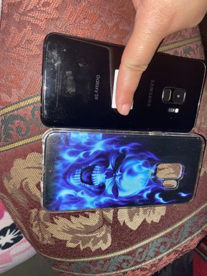 Galaxy s9 regular a&att for Sale in El Paso, TX