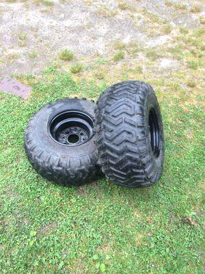 Stock Honda ATC Tires & Rims for Sale in Jackson, NJ