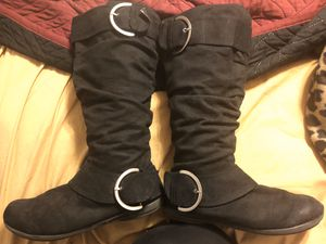 Women's black boots for Sale in Port Richey, FL
