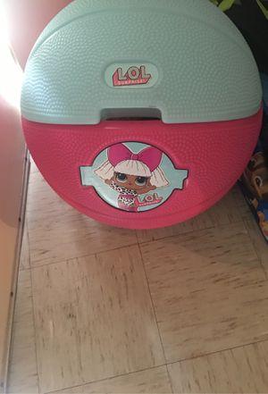 Lol doll toy box for Sale in Washington, DC