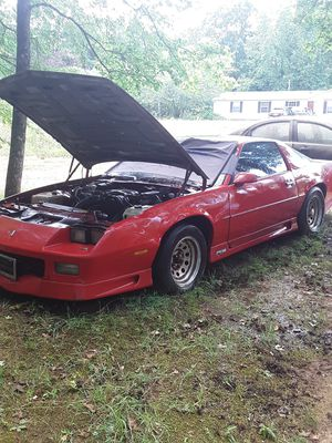 91 Camaro rs for Sale in Franklinton, NC