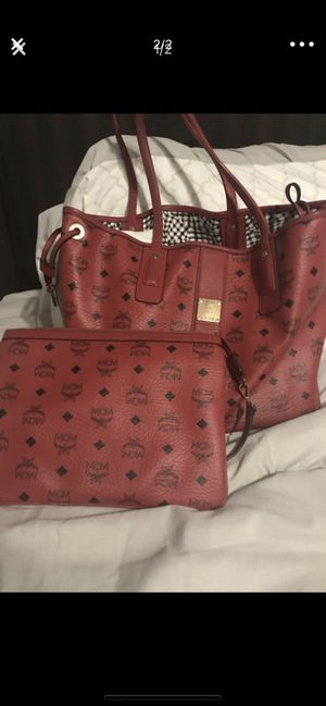 Authentic MCM Bag for Sale in Phoenix, AZ