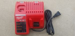 M18 - M12 Milwaukee Charger for Sale in Bakersfield, CA
