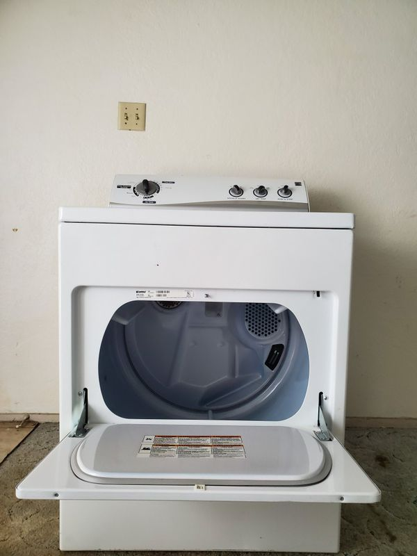 Set Washer And Dryer Kenmore Excelent Condition Both