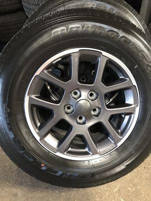 Jeep Gladiator Wheels for Sale in Egg Harbor City, NJ