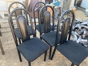 Dinner Table Set Chairs for Sale in San Jose, CA