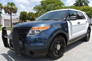2015 Ford Utility Police Interceptor for Sale in Miami, FL
