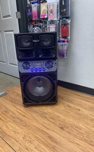 5000 watt Portable Bluetooth Speaker for Sale in Raleigh, NC