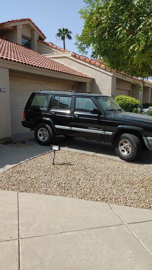Jeep Cherokee XJ 4 wheel drive for Sale in Scottsdale, AZ