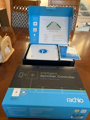 Rachio Intelligent Sprinkler Controller for Sale in Monterey Park, CA