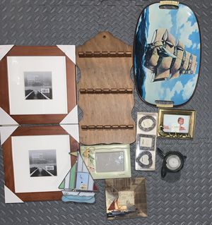 Photo Frames and Decor Lot for Sale in Blacklick, OH