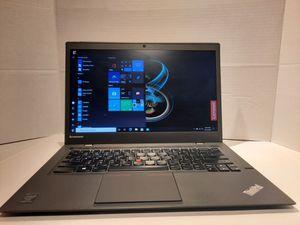 "Legendary Lenovo X1 Carbon ThinkPad 14"" Laptop Core i5 4GB RAM 256gb SSD Windows 10 pro for Sale in Staten Island, NY"