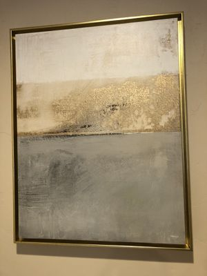 Canvas print with gold frame for Sale in Vista, CA