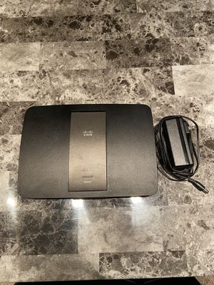 Linksys EA6400 router for Sale in Richardson, TX