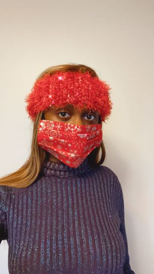 Face mask & ear warmer for Sale in Brockport, NY
