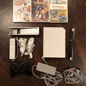 Nintendo Wii for Sale in Rockville, MD