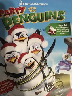Party With The Penguins Dvd Movie for Sale in Elma,  WA