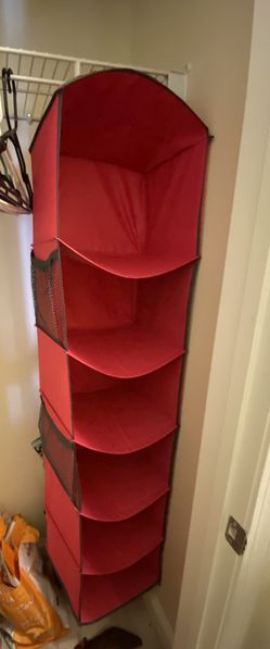 Hanging closet organizer for Sale in Bedford,  MA