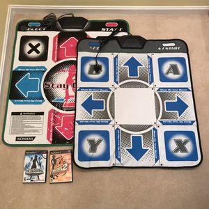 Dance Pad & DDR Game Lot for Sale in Burke, VA