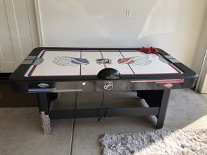 Air hockey table. for Sale in Rancho Cordova, CA