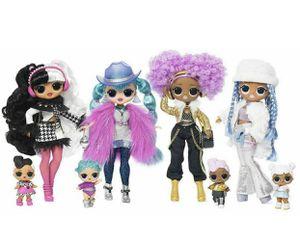LOL OMG Winter Disco Dolls for Sale in New York, NY