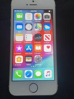 iPhone 5 S Unlock Gold for Sale in Santa Ana,  CA