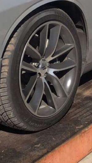 Dodge Challenger Rims for Sale in Phoenix, AZ