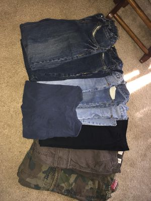 Boys jeans and pants size 10 for Sale in Apex, NC