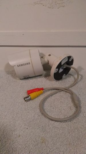 Samsung SDC-9443BCN Indoor/Outdoor Digital Color Camera for Sale in San Antonio, TX