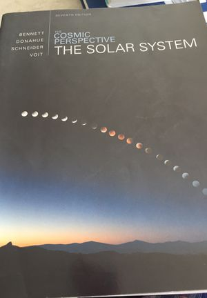 The Cosmic Perspective- The Solar System for Sale in Delaware, OH