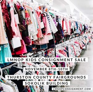 KIDS CONSIGNMENT SALE! This weekend! for Sale in Olympia, WA