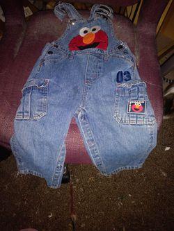 Sesame Street Elmo Bibs for Sale in Le Roy,  MI