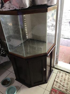 46 corner aquarium for Sale in Miami Beach, FL