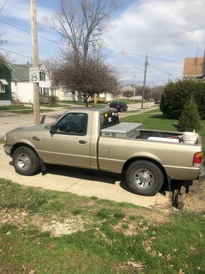 1999 ford ranger 5 speed for Sale in Cleveland, OH