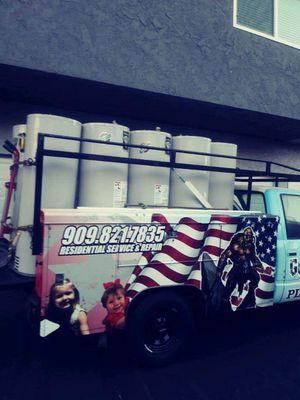 Water Heater calentadores de aqua for Sale in Riverside, CA