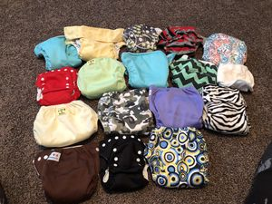 Reusable diapers for Sale in Lathrop, MO