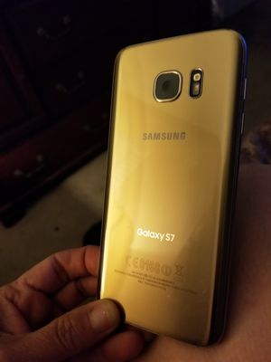 SAMSUNG GALAXY S 7 PHONE for Sale in North Las Vegas, NV