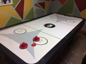 Working air hockey table for Sale in New Columbia, PA
