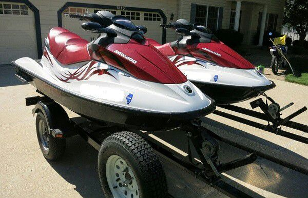 TWO 08 Sea-Doo GTI SE 130