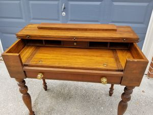 Antique spinet desk turn-of-the-century for Sale in Odenton, MD